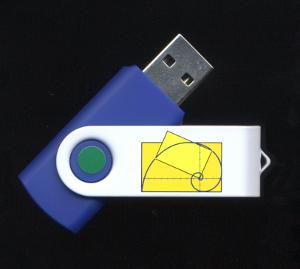 Geometry Flash Drive